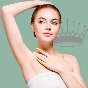 Productos de depilación facial y corporal